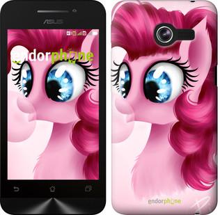 "Чехол на Asus ZenFone Max ZC550KL Pinkie Pie v3 ""3549c-271"""