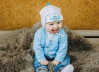 Рио - шапочка для новорожденного Код:3005