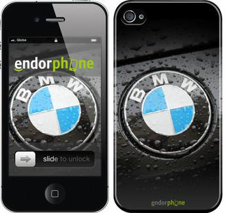 """Чехол на iPhone 4s BMW """"845c-12"""""""