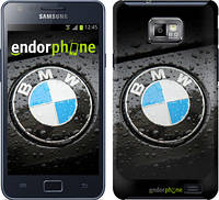 "Чехол на Samsung Galaxy S2 Plus i9105 BMW ""845c-71"""