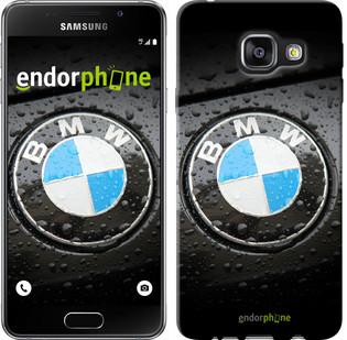 """Чехол на Samsung Galaxy A3 (2016) A310F BMW """"845c-159"""""""