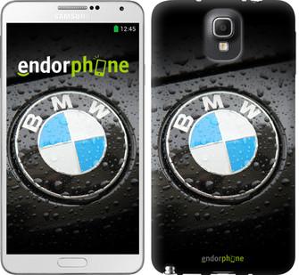 """Чехол на Samsung Galaxy Note 3 N9000 BMW """"845c-29"""""""