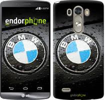 """Чохол на LG G3 D855 BMW """"845c-47"""""""