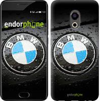 """Чехол на Meizu Pro 6 BMW """"845u-293"""""""