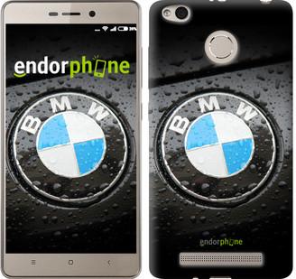 "Чехол на Xiaomi Redmi 3 Pro BMW ""845c-341"""