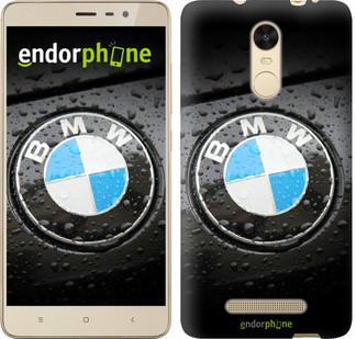 "Чехол на Xiaomi Redmi Pro BMW ""845u-342"""
