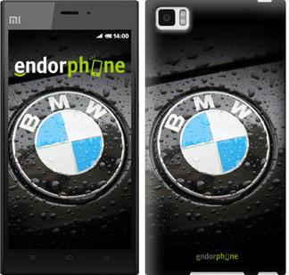 "Чехол на Xiaomi Mi3 BMW ""845u-170"""