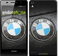 """Чехол на Huawei Ascend P6 BMW """"845c-39"""""""