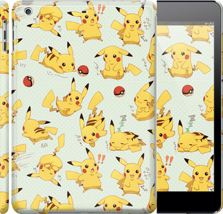 "Чехол на iPad 5 (Air) Pikachu pokemon go ""3769c-26"""