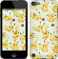 "Чохол на iPod Touch 6 pokemon Pikachu go ""3769c-387"""