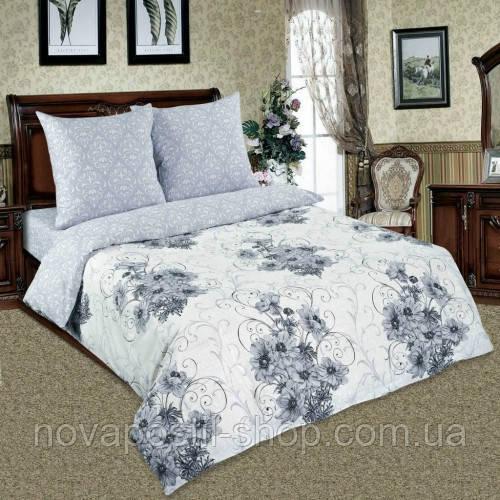 Ткань для постельного белья, поплин Лунная соната