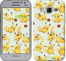"Чохол на Samsung Galaxy J1 Mini J105H pokemon Pikachu go ""3769c-258"""