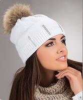 """Женская стильная шапка """"Стелла"""""""
