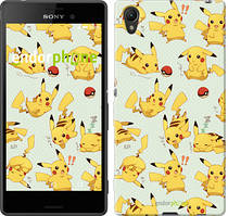 "Чохол на Sony Xperia XA pokemon Pikachu go ""3769c-399"""