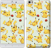 "Чохол на Xiaomi Mi Note pokemon Pikachu go ""3769u-102"""