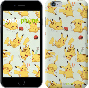 "Чехол на Xiaomi Mi Max Pikachu pokemon go ""3769c-275"""