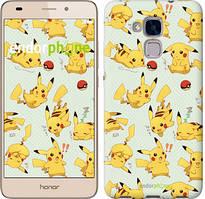 "Чохол на Huawei Honor 5C pokemon Pikachu go ""3769u-356"""