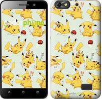 "Чохол на Huawei Honor 4C pokemon Pikachu go ""3769u-183"""