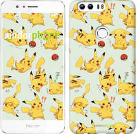 "Чохол на Huawei Honor 8 pokemon Pikachu go ""3769u-351"""