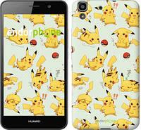 "Чохол на Huawei Y6 pokemon Pikachu go ""3769u-333"""