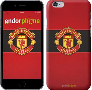 """Чехол на iPhone 7 Plus Манчестер Юнайтед 3 """"997c-337"""""""