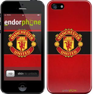 """Чехол на iPhone SE Манчестер Юнайтед 3 """"997c-214"""""""