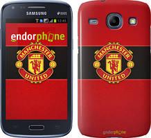 """Чохол на Samsung Galaxy Core i8262 Манчестер Юнайтед 3 """"997c-88"""""""
