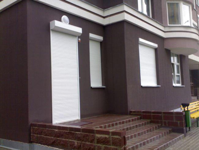 Роллеты защитные для окна Вышгород,Петровцы,Межигорье