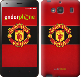 "Чехол на Xiaomi Redmi 2 Манчестер Юнайтед 3 ""997c-98"""