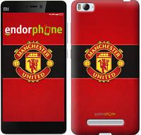 """Чехол на Xiaomi Mi4 Манчестер Юнайтед 3 """"997u-163"""""""