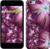 """Чохол на iPhone 6 Plus Квіткова мозаїка """"1961c-48"""""""
