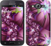 "Чехол на Samsung Galaxy Win i8552 Цветочная мозаика ""1961c-51"""