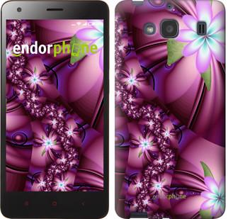 "Чехол на Xiaomi Redmi 2 Цветочная мозаика ""1961c-98"""