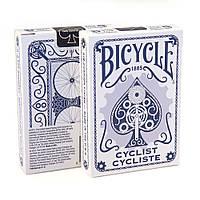 Карты игральные | Bicycle Cyclist Deck