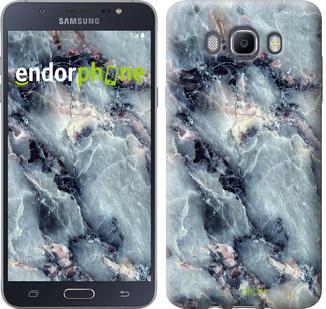 "Чехол на Samsung Galaxy J7 (2016) J710F Мрамор ""3479c-263"""