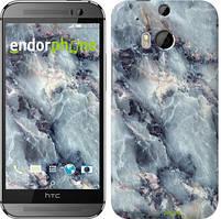 """Чохол на HTC One M8 Мармур """"3479c-30"""""""