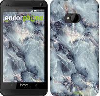 """Чохол на HTC One M7 Мармур """"3479c-36"""""""