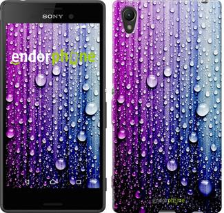 """Чехол на Sony Xperia XA Капли воды """"3351c-399"""""""