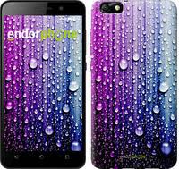 """Чехол на Huawei Honor 4X Капли воды """"3351u-166"""""""