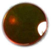 Линза ZnSe для CO2 лазера (гравера), диаметр 20мм, фокусное 3 дюйма 76,2