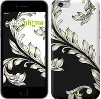 """Чехол на iPhone 6s White and black 1 """"2805c-90"""""""