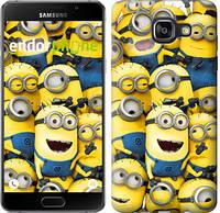 "Чехол на Samsung Galaxy A5 (2016) A510F Миньоны 8 ""860c-158"""
