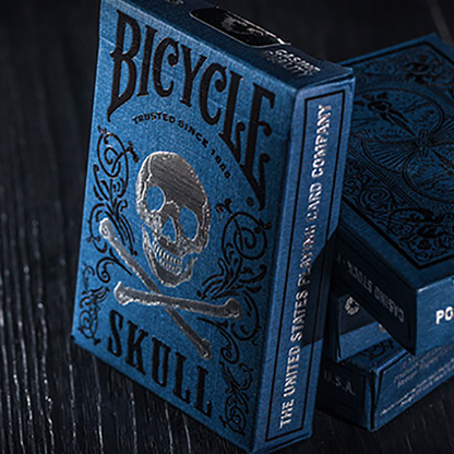 Карты игральные | Bicycle Luxury Skull Playing Cards by BOCOPO Playing Card Company