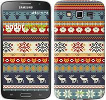 """Чохол на Samsung Galaxy Grand 2 G7102 Різдвяний орнамент """"3303c-41"""""""