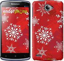 "Чохол на Lenovo S920 Сніжинка 2 ""3312c-53"""