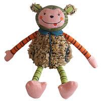 Мягкая игрушка «Family-Fun» (142202) мартышка Манки семья Шубят, 21 см