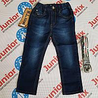 Джинсы на мальчика тёмно синего цвета  H.L. XIANG