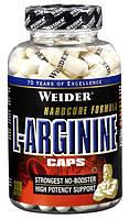 L-Arginine Weider, 100 капсул