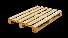 Поддон деревянный 800*1200мм., EUR, свежепил, новый - Производственно-торговая группа Doshki Group (Дошки Групп) в Черкассах