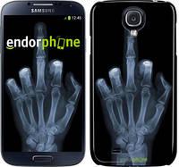 """Чехол на Samsung Galaxy S4 i9500 Рука через рентген """"1007c-13"""""""